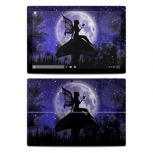 Moonlit Fairy Microsoft Surface Pro 4 Skin