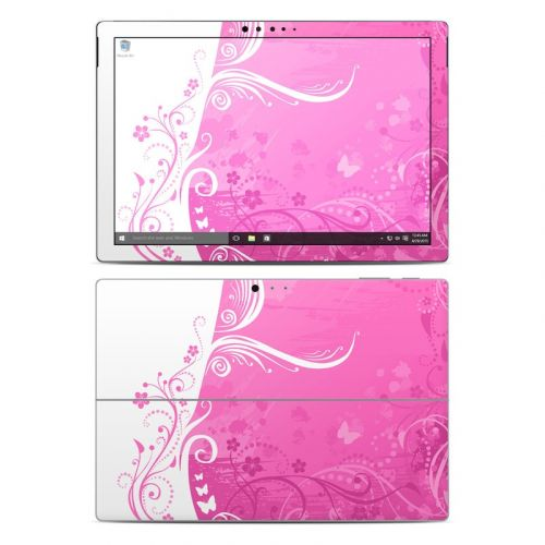 Pink Crush Microsoft Surface Pro 4 Skin