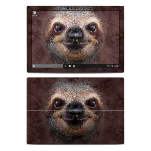 Sloth Microsoft Surface Pro 4 Skin