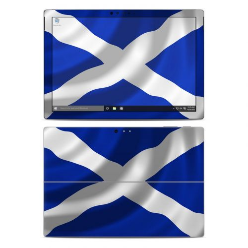 St. Andrew's Cross Microsoft Surface Pro 5, Pro 4 Skin