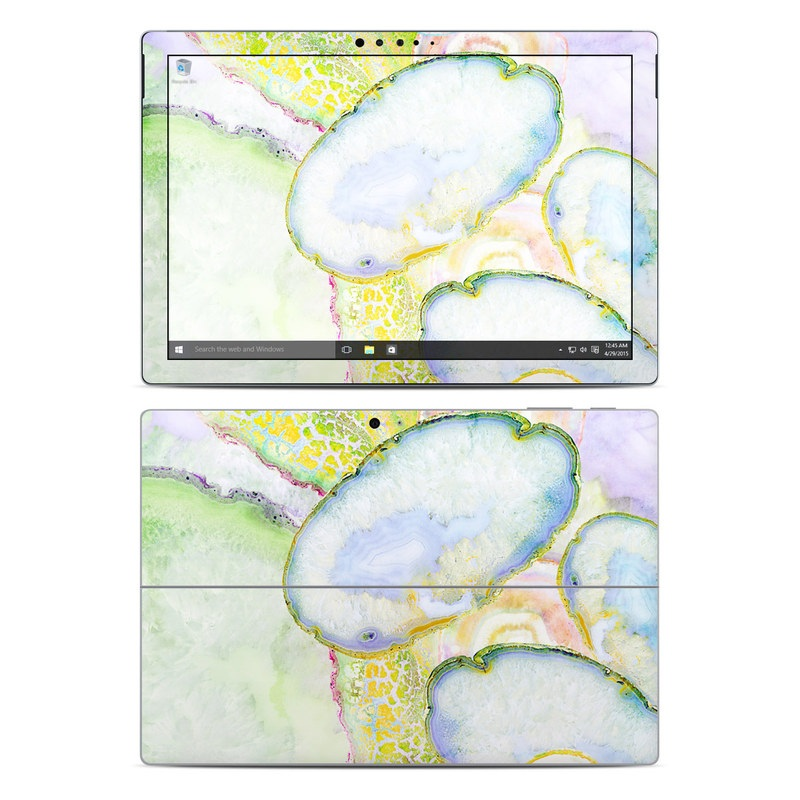 Agate Dreams Microsoft Surface Pro 4 Skin