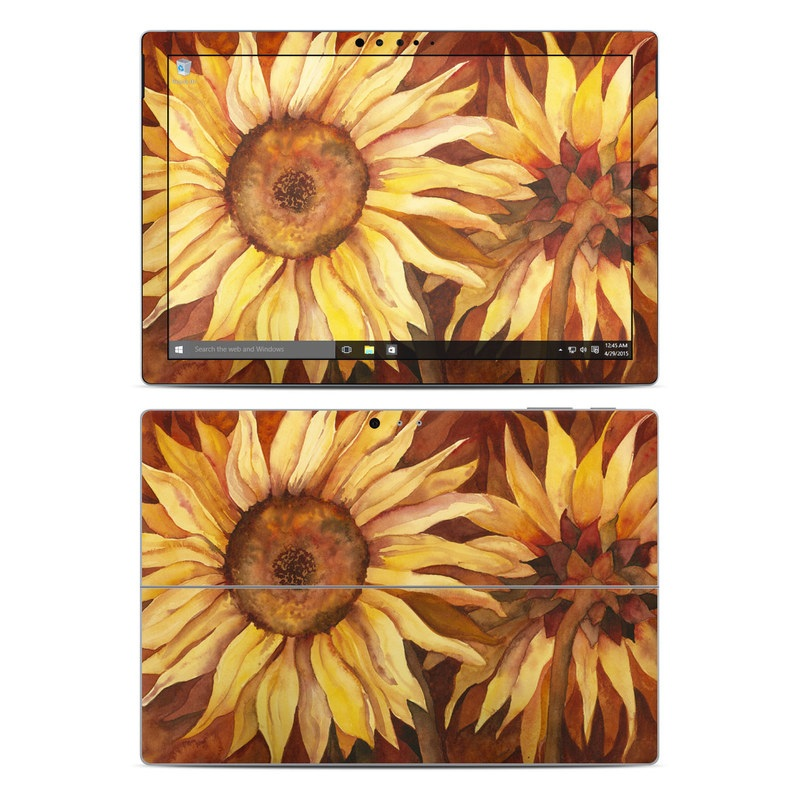 Autumn Beauty Microsoft Surface Pro 4 Skin