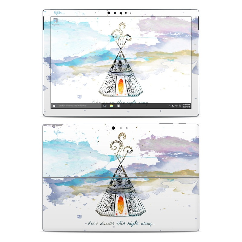 Boho Teepee Microsoft Surface Pro 4 Skin