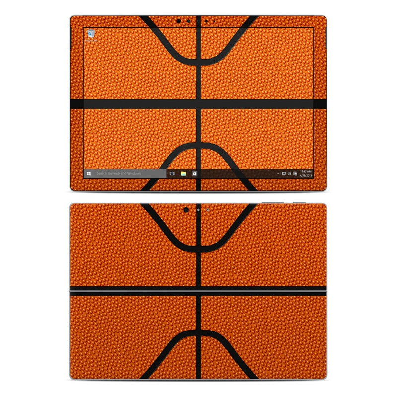 Basketball Microsoft Surface Pro 4 Skin