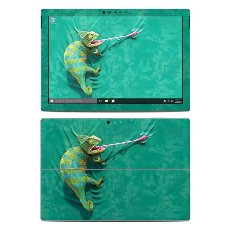 Iguana Microsoft Surface Pro 4 Skin