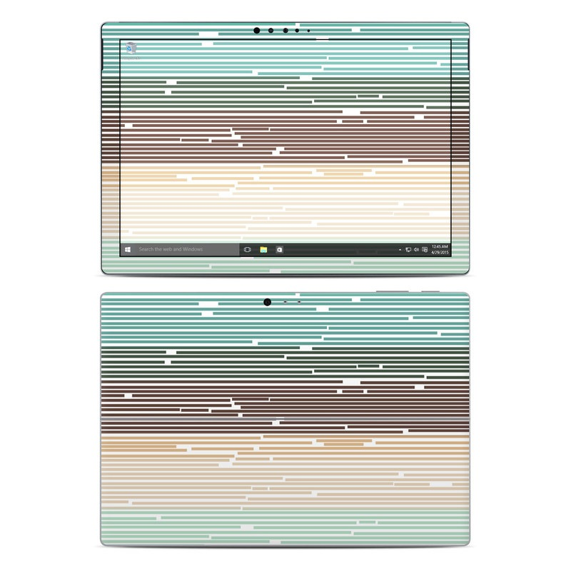 Jetty Microsoft Surface Pro 4 Skin
