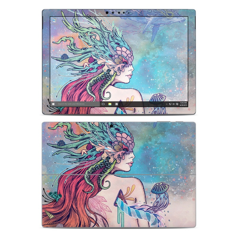Last Mermaid Microsoft Surface Pro 4 Skin