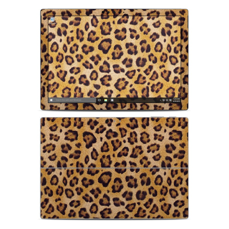 Leopard Spots Microsoft Surface Pro 4 Skin