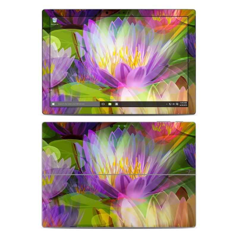Lily Microsoft Surface Pro 4 Skin