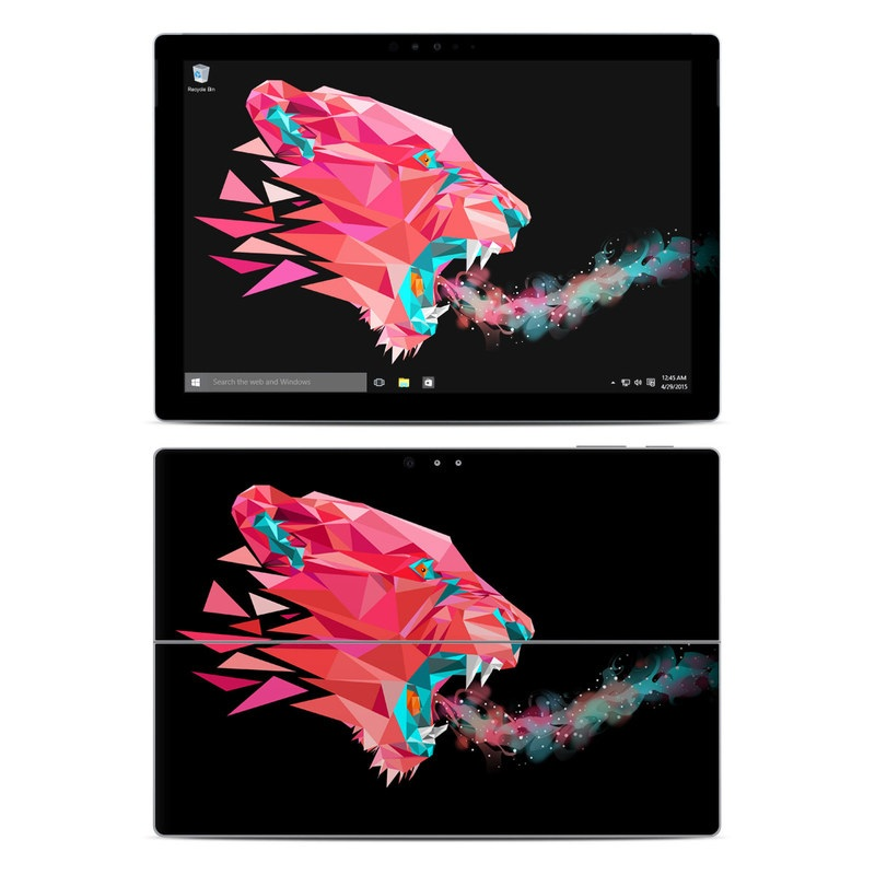 Lions Hate Kale Microsoft Surface Pro 5, Pro 4 Skin