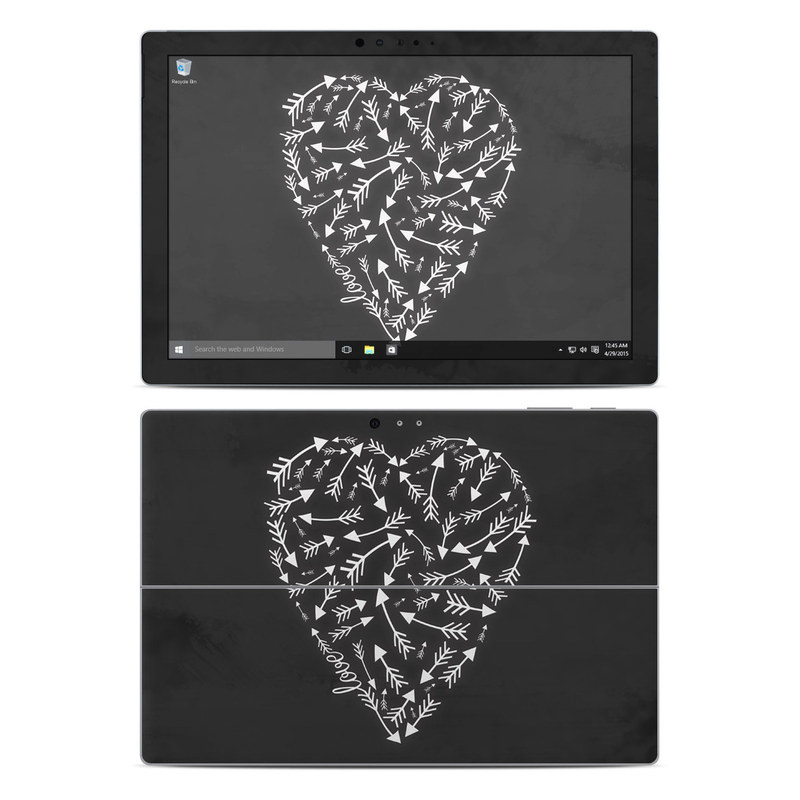 Love Me Not Microsoft Surface Pro 4 Skin