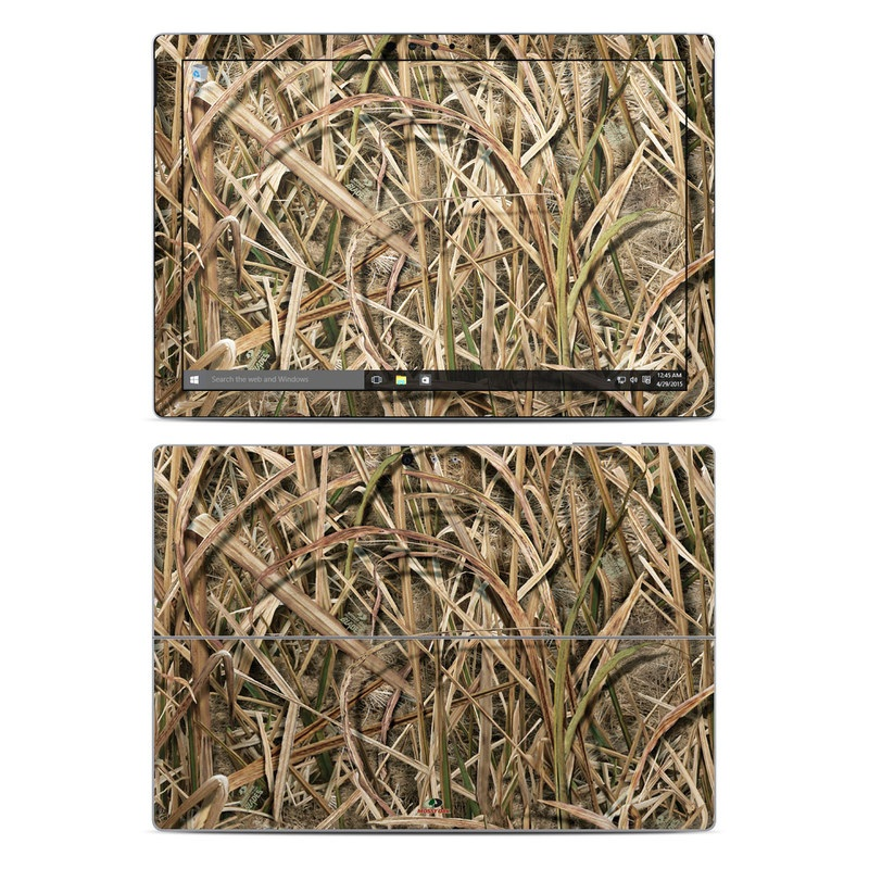 Shadow Grass Blades Microsoft Surface Pro 4 Skin