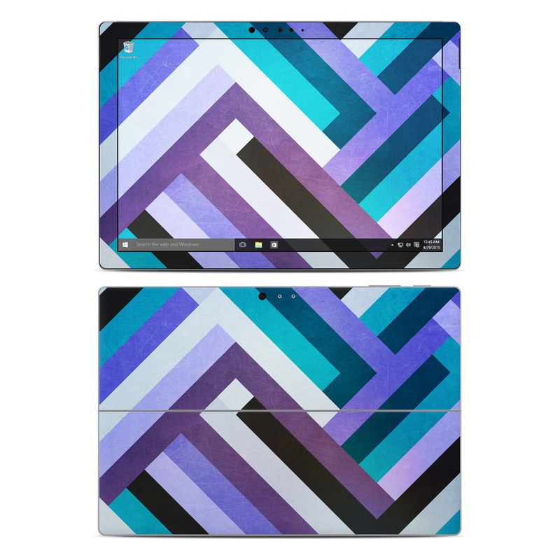 Ocean Light Microsoft Surface Pro 4 Skin