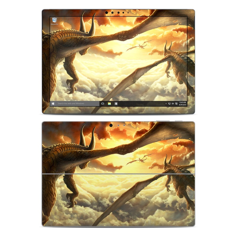 Over the Clouds Microsoft Surface Pro 5, Pro 4 Skin