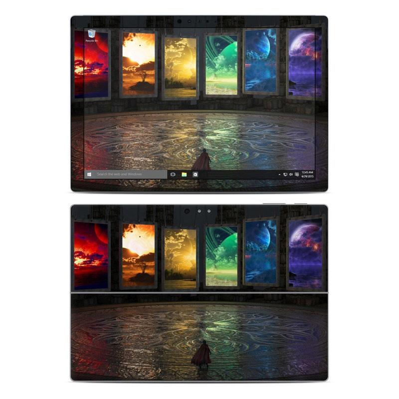 Portals Microsoft Surface Pro 4 Skin