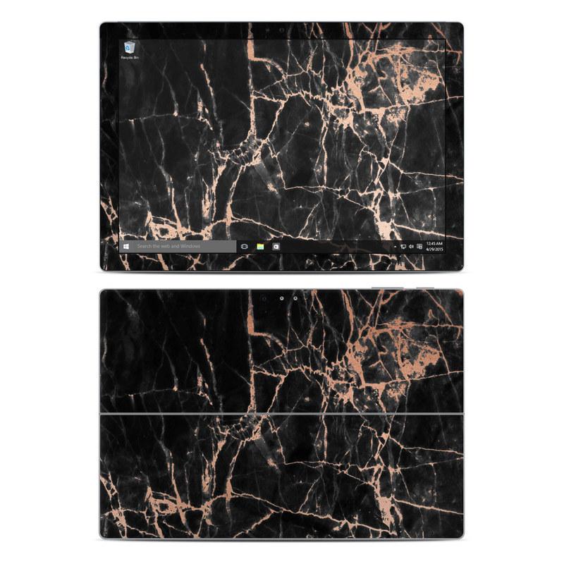 Rose Quartz Marble Microsoft Surface Pro 4 Skin