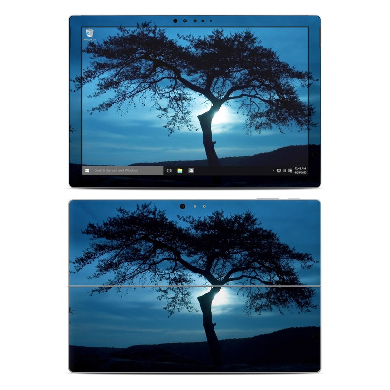 Stand Alone Microsoft Surface Pro 4 Skin