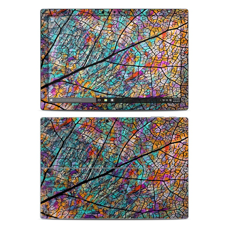 Stained Aspen Microsoft Surface Pro 4 Skin