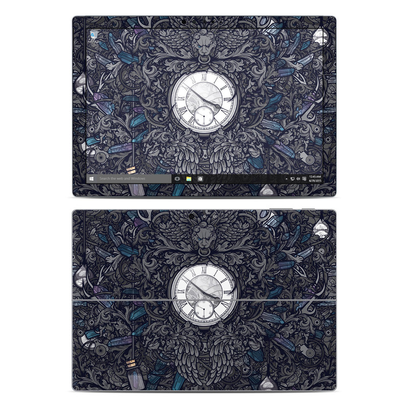 Time Travel Microsoft Surface Pro 4 Skin
