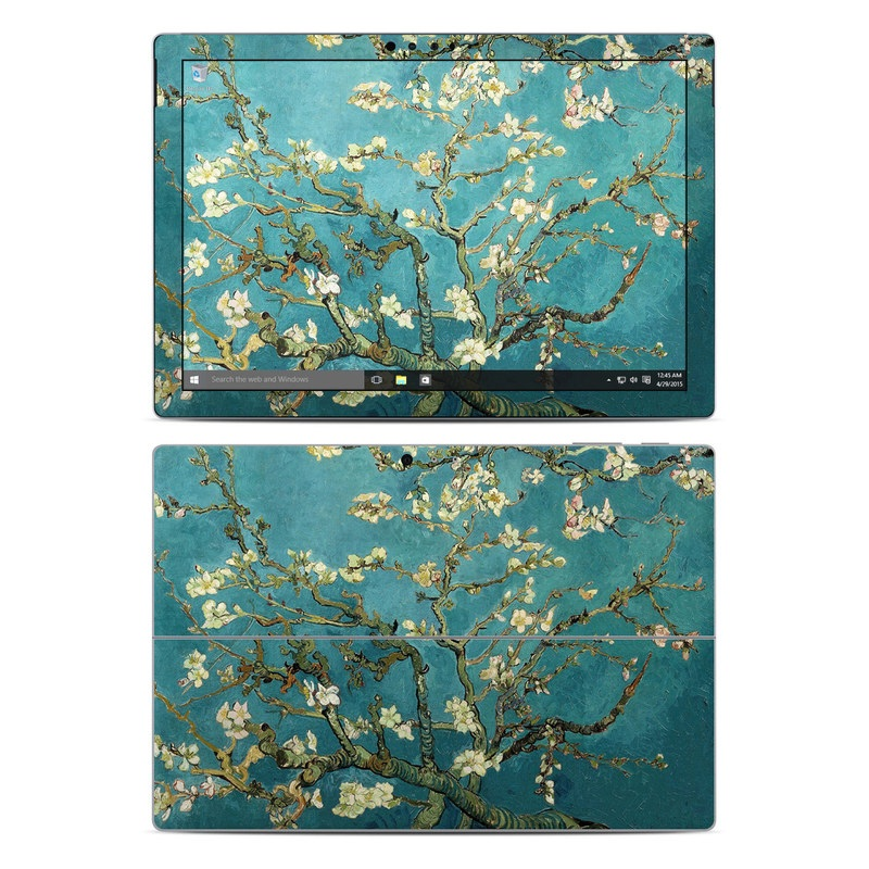 Blossoming Almond Tree Microsoft Surface Pro 5, Pro 4 Skin
