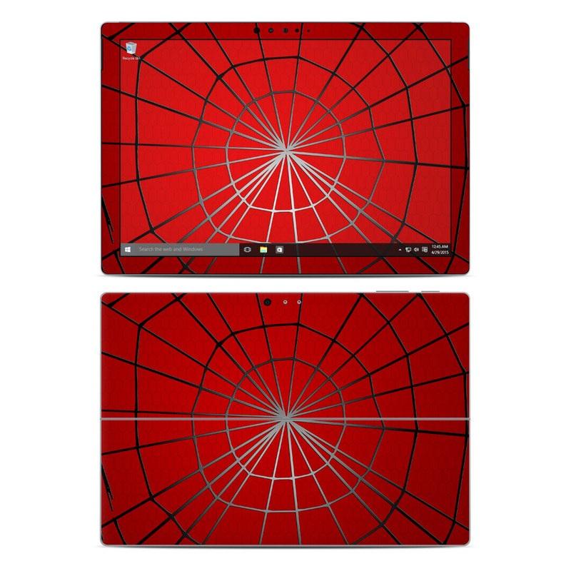 Webslinger Microsoft Surface Pro 4 Skin