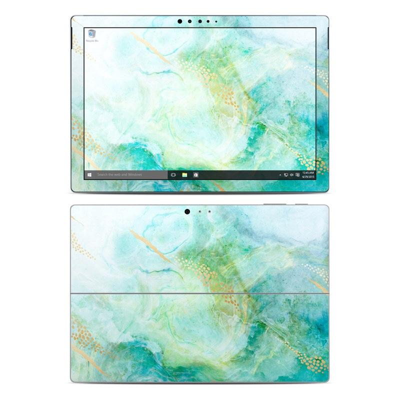 Winter Marble Microsoft Surface Pro 4 Skin