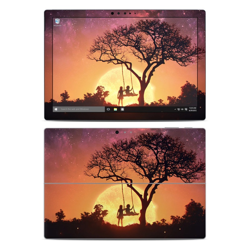 You and I Microsoft Surface Pro 4 Skin