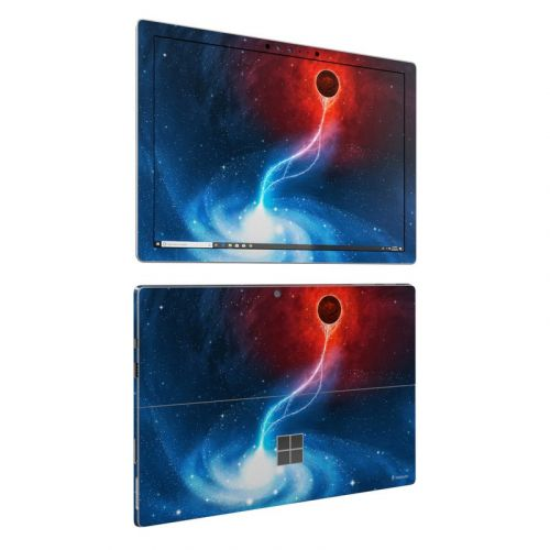 Black Hole Microsoft Surface Pro 6 Skin