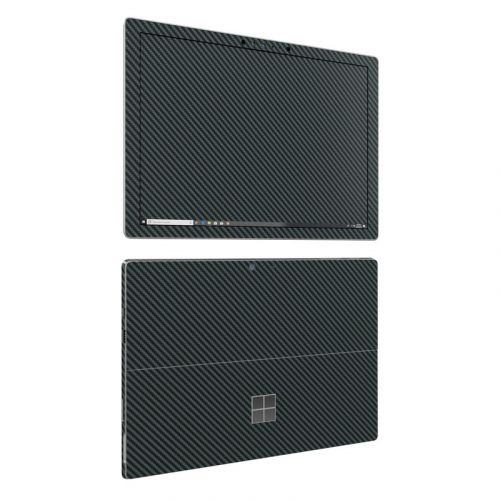 Carbon Microsoft Surface Pro 6 Skin