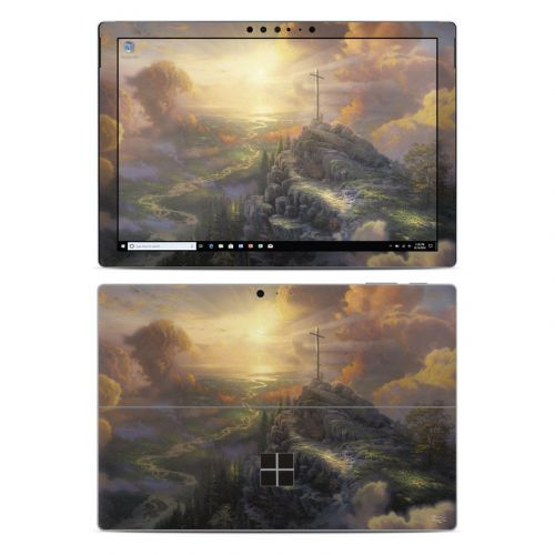 The Cross Microsoft Surface Pro 6 Skin