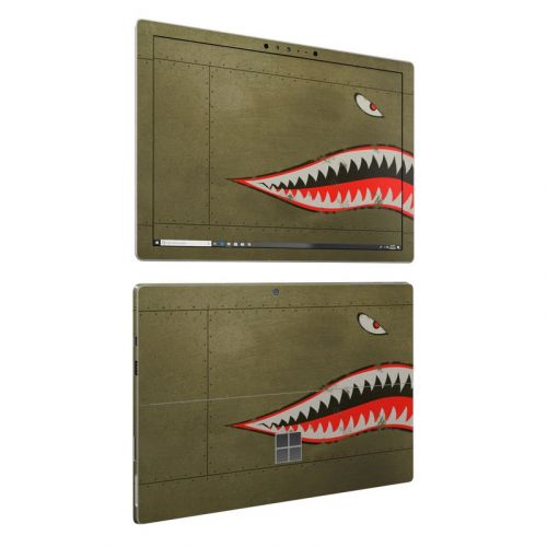 USAF Shark Microsoft Surface Pro 6 Skin