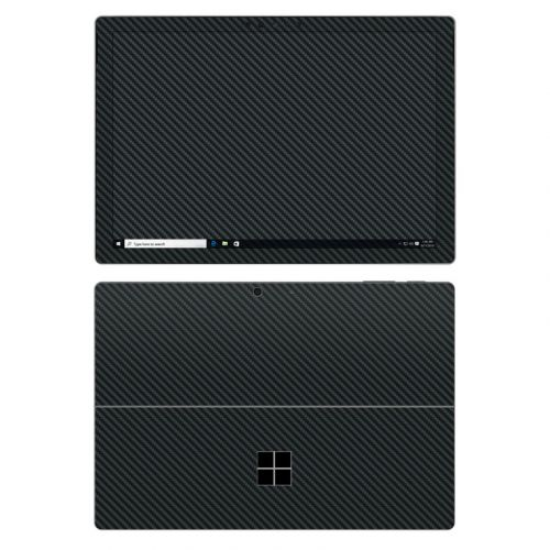 Carbon Microsoft Surface Pro 7 Skin