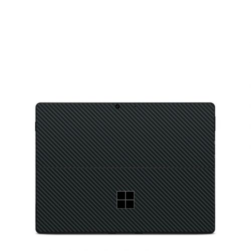 Carbon Microsoft Surface Pro X Skin