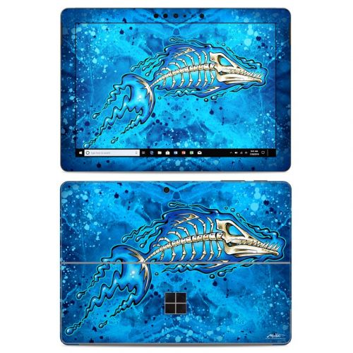 Barracuda Bones Microsoft Surface Go Skin