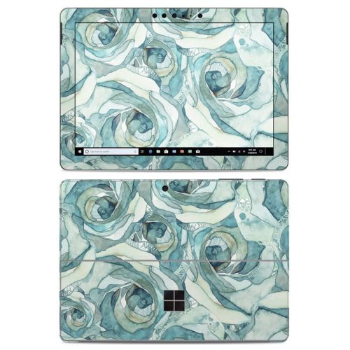 Bloom Beautiful Rose Microsoft Surface Go Skin
