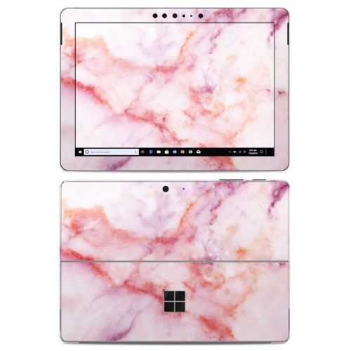 Blush Marble Microsoft Surface Go Skin
