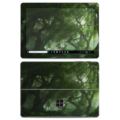 Canopy Creek Spring Microsoft Surface Go Skin