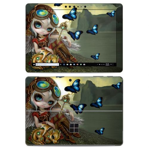 Clockwork Dragonling Microsoft Surface Go Skin