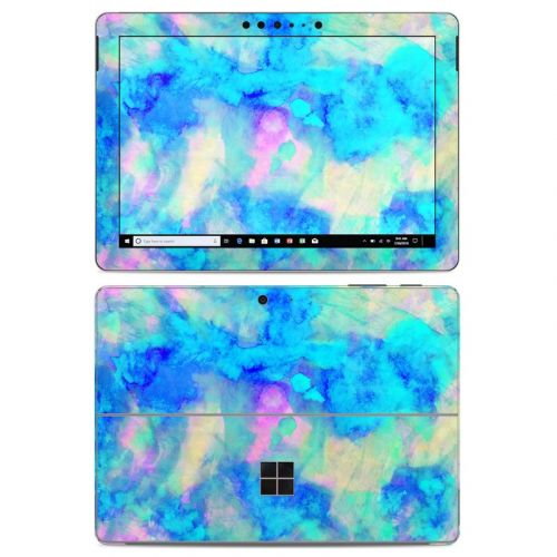 Electrify Ice Blue Microsoft Surface Go Skin