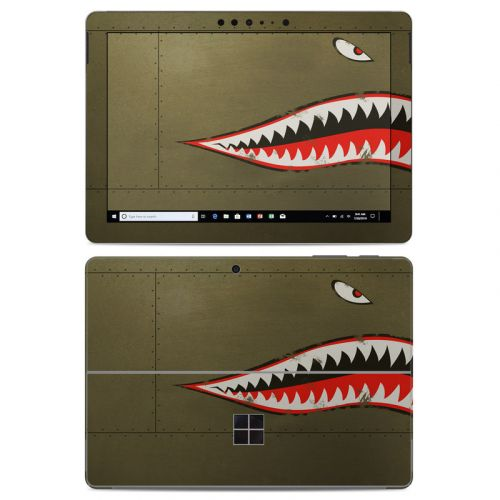 USAF Shark Microsoft Surface Go Skin
