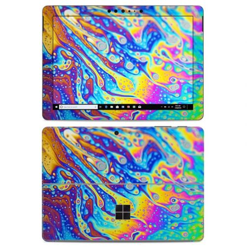 World of Soap Microsoft Surface Go Skin