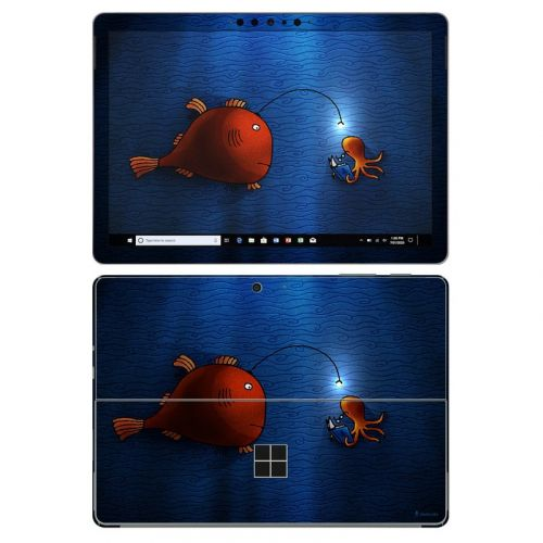 Angler Fish Microsoft Surface Go 2 Skin