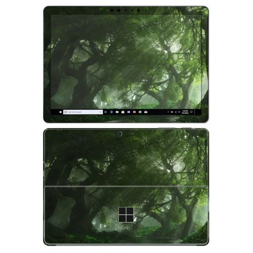 Canopy Creek Spring Microsoft Surface Go 2 Skin