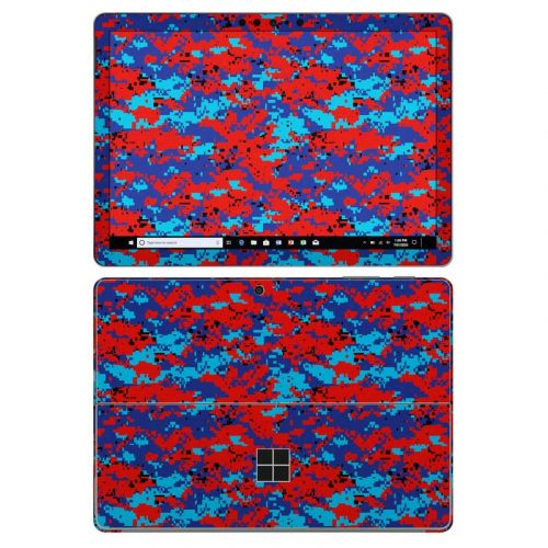 Digital Patriot Camo Microsoft Surface Go 2 Skin