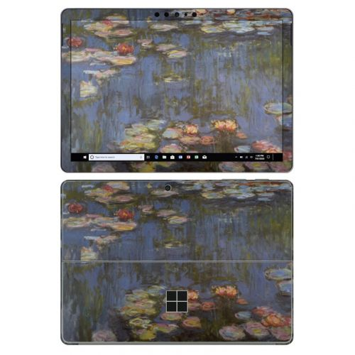 Water lilies Microsoft Surface Go 2 Skin