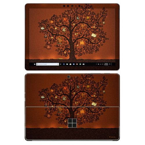 Tree Of Books Microsoft Surface Go 2 Skin