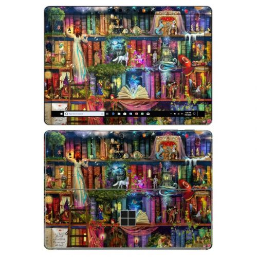 Treasure Hunt Microsoft Surface Go 2 Skin