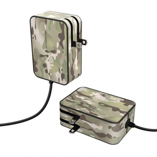 FC Camo Microsoft Surface Go Power Supply Skin