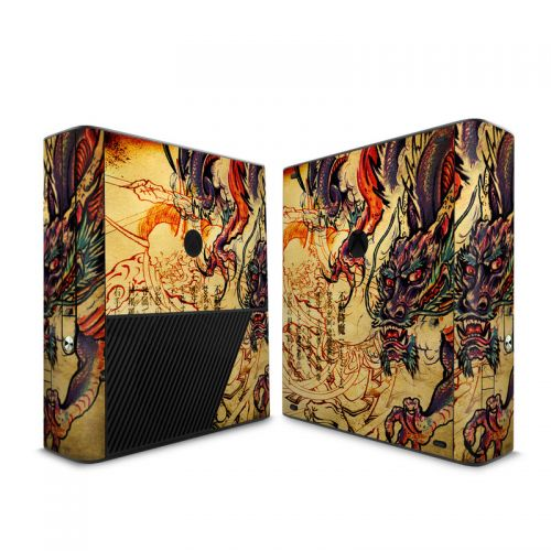 Dragon Legend Xbox 360 E Skin