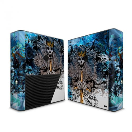 Skeleton King Xbox 360 E Skin